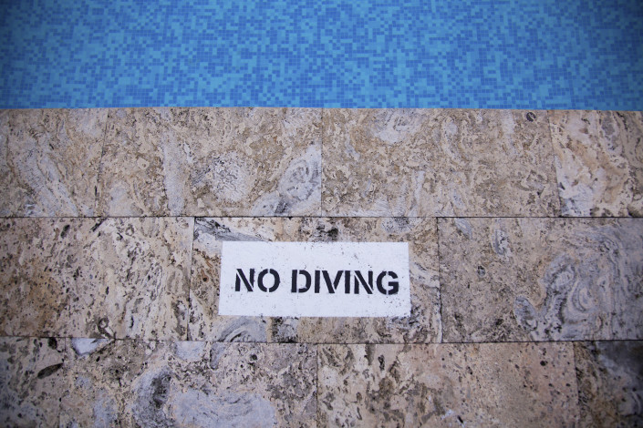 No Diving Panama